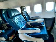 Md88 Md90 Jetliner Aircraft Airplane First Class Leather Seats