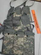 Us Military Molle Ii Acu Bandoleer 30 Rd Magazine Pouch Lot Of 10 032