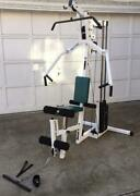 Pacific Fitness Zuma Home Fitness Gym + Mat + Manual / New / Chicago Area Pickup