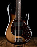 Music Man Stingray 5 Special Hh - Burnt Ends - Free Shipping