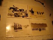 1932 Real Photos Pennsylvania State Police Rodeo Greensburg Pa 4 Rpand039s