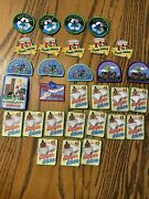 Girl Boy Cub Scout Girl Guide Fun Patches -community Service