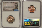 2019 W Lincoln Shield Cent 1c Uncirculated Ngc Ms 69 Rd
