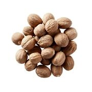 Nutmeg Whole Without Shell Grade A Quality, Organic Herbs And Spices From Ceylon