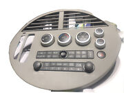 2004-06 Nissan Quest Ac Heater Temperature Climate Control Stereo Hazard Bezel N