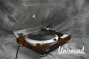 Victor Ql-a7 Stereo Record Player In Very Good Condition W/ Original Box