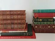 Rare Books Collector Bundle History Antique Short Stories Shakespeare Dickens