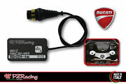 Usa De600 Desmo-tronic Pzracing Gps Receiver 50hz For Ducati With Download Data