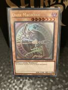 Yu-gi-oh Card Dark Magician Eu Ver. 1st Edition Ghost Holographic Rare [new]