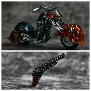 ⎡leyile Brick⎦ Pre-order Ghost Rider Hell Cycle And Hell Fire Figure Set
