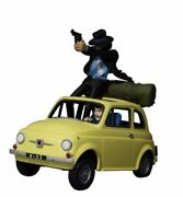 Lupin Iii 3rd Treasure On Desk Figure Act.1 Lupin And Jigen Castle Of Cagliostro