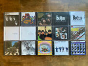 The Beatles - 15 Cd Collection - All New And Sealed - Free Same Day Shipping