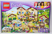 Lego Friends Summer Riding Camp 3185 New Sealed Retired In 2014 Horse Minifig