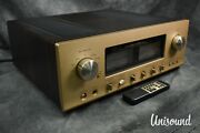 Luxman L-505s Ii Integrated Amplifier In Excellent Condition