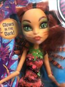 2015 Monster High Doll - Great Scarrier Reef - Toralei - Mint Sealed