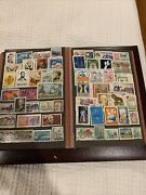 Very Large And Extensive Stamp Collection German Russian Europe Etc