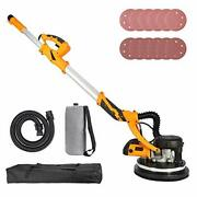 Co-z 850w Drywall Sander With Vacuum Attachment Dust Collector, Electric Pole Sa