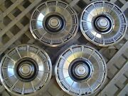 Vintage 1980 81 82 83 84 85 Chevy Chevrolet Impala Caprice Hubcaps Wheel Covers