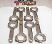 8 New Oliver 6.00 I Beam Rods 2.100 Large Journal .927 Wrist Pin Chevy
