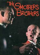 Tom, Dick Smothers / Smothers Brothers Tour Program Signed 1963