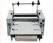 Dc380 Single Anddouble Side Roll Laminator Speed Control Pouch Laminating 220v
