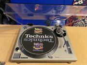Technics 1200 M3d Turntable With Dust Cover Vg++ / Near Mint - Fully Refurbished