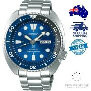 Seiko Prospex Srpd21 Turtle Save The Ocean Great White Shark Automatic Watch