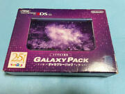 New Nintendo 3ds Ll Galaxy Edition Console With Charger Boxed