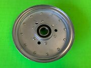 6 Befco C30 /rotomec 0008561 Idler Pulley For Grooming Finishing Mowers
