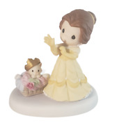 2009 Precious Moments Disney Belle Dressed For A Happily Ever After 940005
