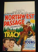 Northwest Passage 1940 Spencer Tracy Robert Young Ruth Hussey Gorgeous