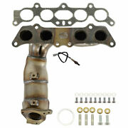 For Toyota Camry Solara 2000-01 Direct Fit Catalytic Converter W/ O2 Sensor Csw