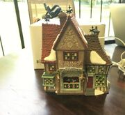 Nettie Quinn Puppets And Marionettes Retired Dept 56 Dickens Village