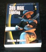 Lot Of 3d Modeling, Lighting And Texturing Books [very Good Condition]