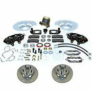 Ssbc Ppw120 Front Drum To Disc And03964.5-69 Mustang