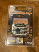 Brother P-touch Pt-1750 Label Printer Brand New In Sealed Pack
