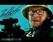 Zack Ward Signed Autograph Transformers In Person 8x10 With Coa