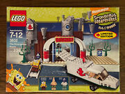 Lego 3832 Spongebob Emergency Hospital Room - Pre-owned All Pieces Included