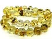 Islamic 33 Prayer Beads Insect In Every Bead Baltic Amber Tasbih 209g 15190