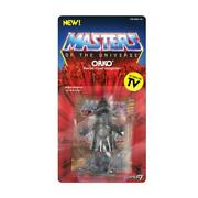 Masters Of The Universe Vintage Wave 4 Set Of 7 With Shadow Orko Authentic Motu
