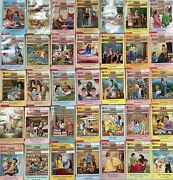 Babysitters Club Books Lot Of 35