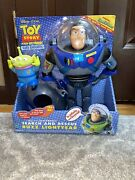 Disney Pixar Search And Rescue Buzz Lightyear Toy Story Lost Episode 2001 Hasbro