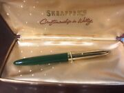 Excellent Sheaffer Fountain Pen Solid Gold 14 K Cup