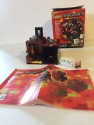Lego Minecraft Micro World- The Nether 21106 With 2 Instruction Book And Box