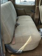 Bench Seat F150 F250 F350 Ford Truck 1980-91 87 90 1988 1989 1991 1980 1986 1985