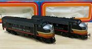 Marklin 3129 And 4129 F7 A-a With Digital Conv. Southern Pacific Black Widow
