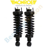 Monroe Quick Struts Front Set For 03-2011 Ford Crown Victoria Lincoln Town Car