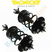 Monroe Quick Struts For Honda Odyssey Fwd 1999 - 2004 Front Strut And Coil Springs