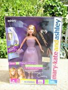 New Mary Kate And Ashley Olsen Full House 2004 Prom And Graduation Doll Rare