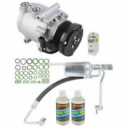 For Ford Expedition 2003 2004 Ac Compressor W/ A/c Repair Kit Csw